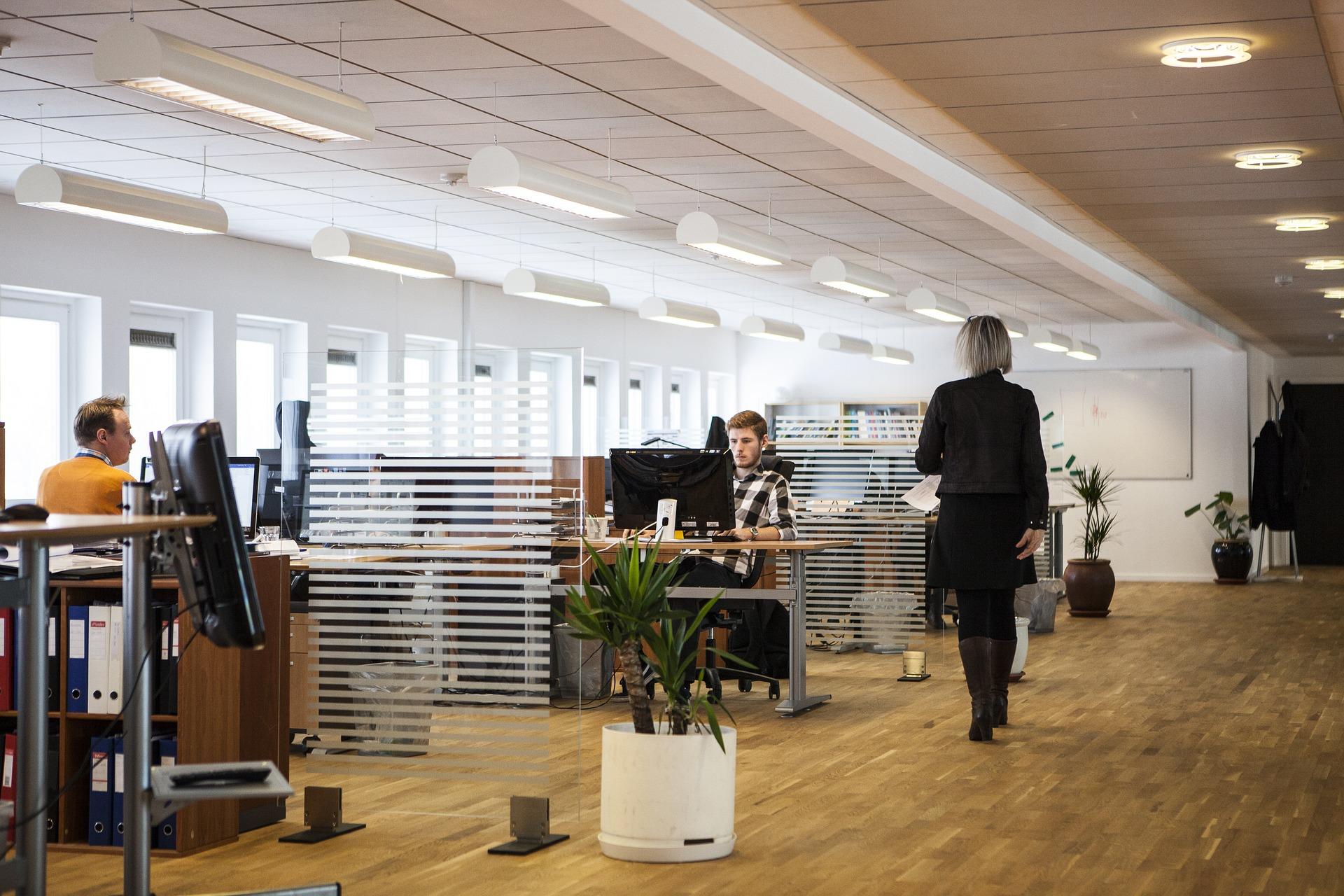 Przeprowadzka biura w Warszawie
