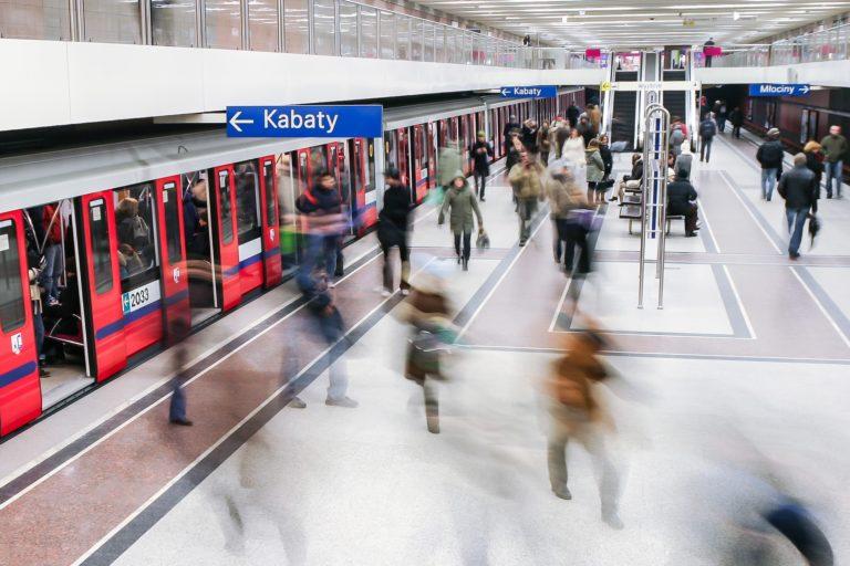 Warszawa metro